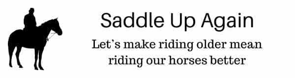 Saddle Up Again